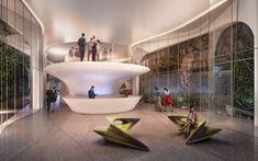 Galería de Zaha Hadid comenzará construcción de su primer proyecto en Brasil - 3