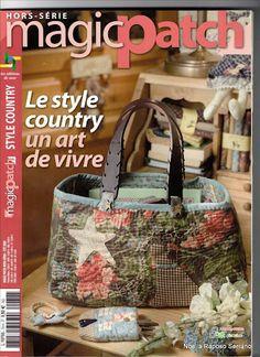 Algo de patchwork - Juany Cavero - Álbumes web de Picasa libro de Veronique Requena