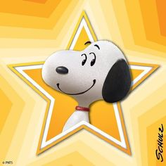 Snoopy in the walk of fame!!! Watch live stream now! www.walkoffame.com ⭐️✨