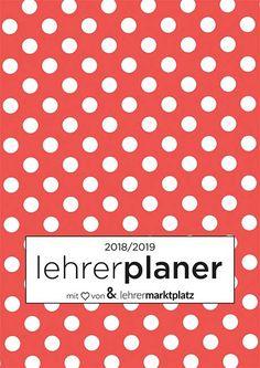 Schulplaner 2018-2019 - kompletter Jahresplaner / Lehrerplaner (A4, 224 Seiten) - Hardcover, Ringbindung, - selbst zusammenstellen – Lehreralltag