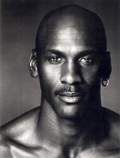 Michael Jordan, photo by Greg Gorman