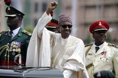 Welcome to Olusola Olaniyi's Planet blog : President Buhari promised to punish…
