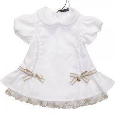 fendi baby girls lace dress