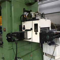Servo Roll Feeder - NC Servo Feeder Machine - HONGER #industrialdesign #industrialmachinery #sheetmetalworkers #precisionmetalworking #sheetmetalstamping #mechanicalengineer #engineeringindustries #electricandelectronics