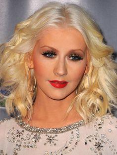christina aguilera hair 2013   Christina Aguilera Hairstyles