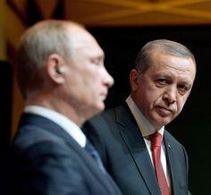 Relações entre Turquia e Rússia foram abaladas com o abatimento de um caça russo no território turco (foto: EPA)