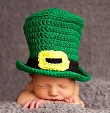 Cute St. Paddy's Baby