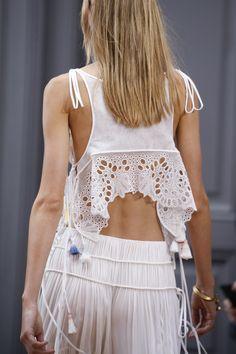 Chloé  / Spring Summer SS 2016 Ready To Wear / Paris Fashion Week /