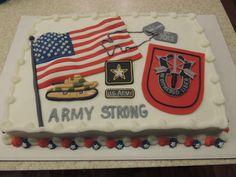 Deployment Cake