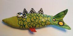 Soft Sculpture Fish