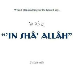 What I #say #language #muslim #arabic #character #adab #etiquette #international