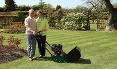 THE annual competition to find Britain's Best Lawn has been launched with the announcement of last year's winners, Malcolm and Sandra Rogers.