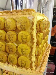 Macarons personalizados, gostaria de ter na sua festa?