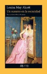 En Un susurro en la oscuridad Louisa May Alcott introdujo temas que resultaron especialmente novedosos en la literatura de su época, tales como el consumo de drogas, la locura y el control mental, y que, sin embargo, se alejan bastante de los habituales en su obra y también de su conocido estilo, normalmente luminoso y puro.