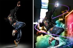 25 Powerful Photoshop Light Effect Tutorials | DeMilked