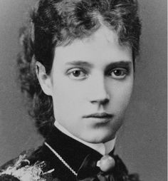 "Miss Honoria Glossop via antiqueroyals:  Princess Dagmar of Denmark (""Minnie""), daughter of King Christian IX of Denmark, sister of Queen Consort Alexandra of Denmark, later Empress Maria Feodorovna of Russia, mother of Nicholas II"