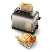 TOASTER GRILLED CHEESE BAGS|UncommonGoods