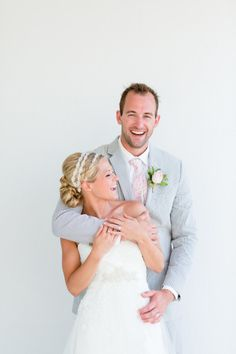 Adorable New England couple: http://www.stylemepretty.com/massachusetts-weddings/falmouth/2014/09/30/stylin-cape-cod-wedding-at-the-sea-crest-beach-hotel/ | Photography: Servidone Studios - http://servidonestudios.com/