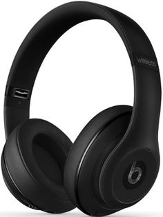 Beats by Dr. Dre Studio 2.0 Wireless Over-Ear Headphones with RemoteTalk Cable (Matte Black) Beats http://www.amazon.com/dp/B00J5Q9OOI/ref=cm_sw_r_pi_dp_6TmGub0BS406J