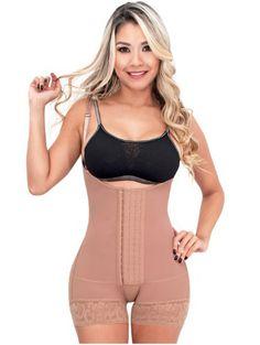 e888485d1b5 Sonryse 066 Body Faja Braless Panty Shaper Short Faja Colombiana Post Lipo