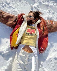 Inka Williams, Bella Hadid Outfits, Dress Up, Vetement Fashion, Winter Fits, Hello Winter, Snow Angels, Mode Outfits, Fashion Killa