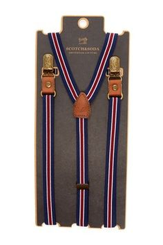 Fancy Suspender