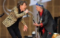The Rolling Stones / Hyde Park / 13th July, 2013