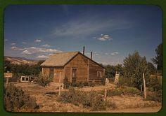 Fruit Farmer House ~ Delta Colorado ~ 1940
