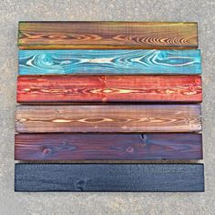 How to Burn & Stain Wood Aka Shou Sugi Ban : 5 Steps (with Pictures) - Instructables Wood Projects For Beginners, Small Wood Projects, Wood Working For Beginners, Diy Pallet Projects, Pallet Ideas, Woodworking Videos, Fine Woodworking, Woodworking Crafts, Woodworking Furniture
