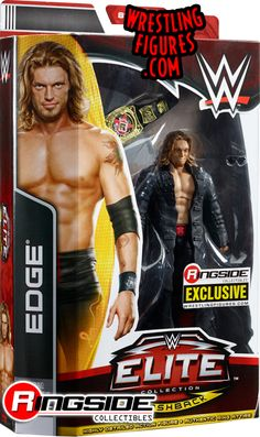 """""""Rated R Edge"""" wwe Ringside Collectibles Exclusive   Ringside Collectibles"""