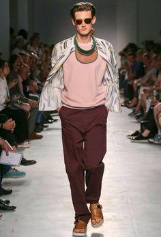 MSGM menswear spring/summer 2015
