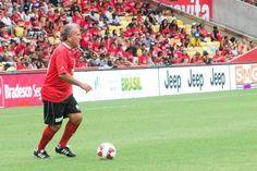 Jogo das Estrelas de Zico terá presença de Neymar e homenagens à Chapecoense Ricardo Murdocco/Jogo das Estrelas/Divulgação