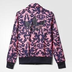 adidas barocco firebird traccia giacca hona pinterest