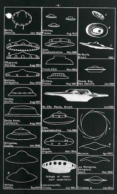 :: UFO, new shapes ::
