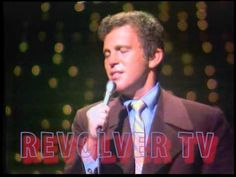 Bobby Vinton -  Mr  Lonely 1968 Looove! OMFG!! I sooooooo can't even! Gives me goosebumps! Sing it baby OMG you're amazing! *standing ovation* *tear* <3