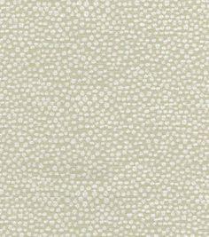 Upholstery Fabric-Waverly Pebble Linen
