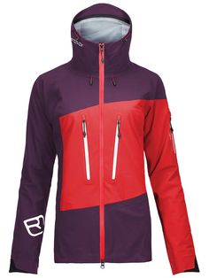 Buy Ortovox 3L Guardian Shell Jacket online at blue-tomato.com