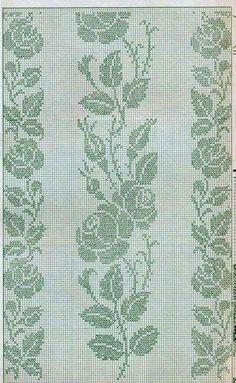 -Crochet Curtain Patterns Part 3