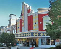 The Forge Cinemas 2530 Parkway, Pigeon Forge, TN 37863  looks cool maybe we could get ben to sit still? or take a nap LOL