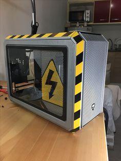 "Mini ITX CASE mod Cougar QBX Kaze. Project ""Mini-volts"" https://youtu.be/-VXXetjz92c"