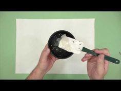 How to Make Book Cloth. - YouTube
