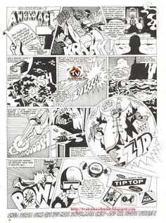 TV TORNADO Nº15 - 1967 (THE LONE RANGER, TARZAN, THE SAINT, FLASH GORDON, THE INVADERS, MAGNUS ROBOT FIGHTER, THE PHANTOM, THE GREEN HORNET, THE MAN FROM U.N.C.L.E.)