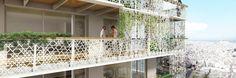 MAROC. La Proposition de Herreros Architectes pour Casablanca Anfa