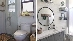 5 Bathroom Storage Ideas to Help You Avoid Clutter Filipino Interior Design, Bathroom Interior Design, Bathroom Storage, Clutter, Home Projects, Design Elements, Home Improvement, Organization, Storage Ideas