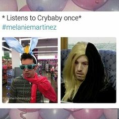 I'm a little confused which board? Well it is about Melanie they just used them as a reaction so.........