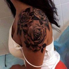sleeve tattoo black and grey broken watch tattoo koi fish pictures tattoo polynesian tribal band mom and son tattoo ideas mermaid hair tattoo small neat tattoos lion on back tattoo classy lower back tattoos angel tattoo id Dope Tattoos, Hair Tattoos, Trendy Tattoos, Black Tattoos, Body Art Tattoos, Tattoo Art, Mens Tattoos, Cross Tattoos, Tatoos