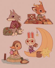Animal Crossing Fan Art, Animal Crossing Pocket Camp, Ac Fan, Cartoon Art Styles, New Leaf, Drawing Reference, Cute Art, Arms, Teddy Bear