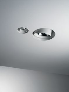Up turn & Lock recessed lighting