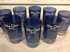 "@eberle27 How we ""recycle"" our @BlueChairBayRum bottles. #rumon #NoShoesNation @amolner #DIY"
