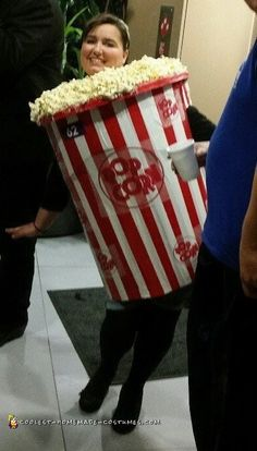 Easy+Popcorn+Bucket+Costume